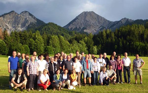 Viertägiger Vereinsausflug vom 7. bis 10. 6.2012 nach Finkenstein in Kärnten