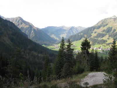 Wanderwochenende vom 25. – 27. 9. 2009