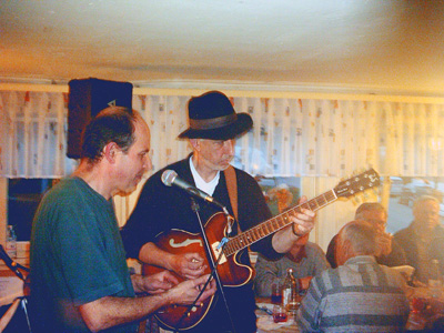 Besa-Blues im Krummhardter Besa am 8.04.2003