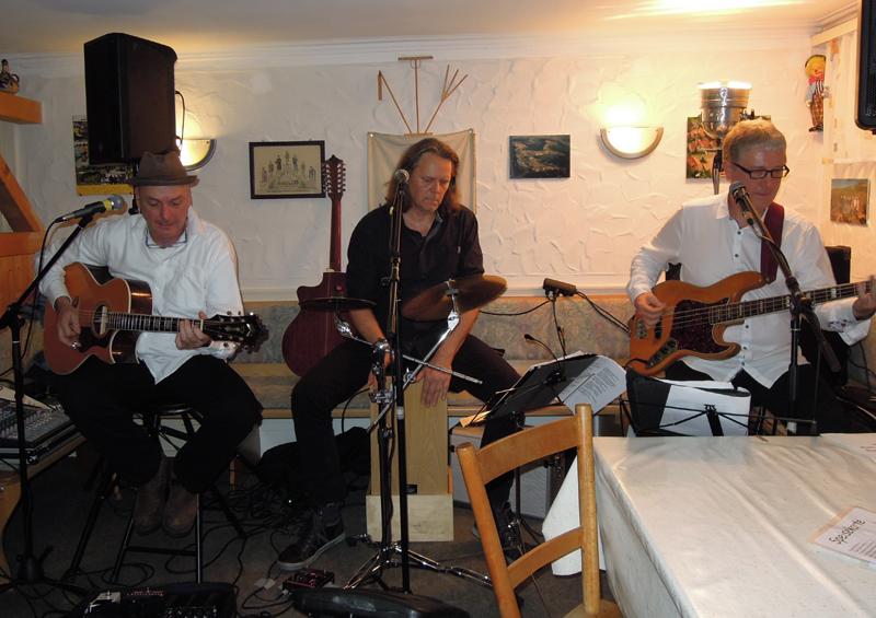 Tanz und Blues im Krummhardter Besa am 2. November 2018