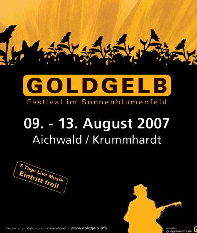 GOLDGELB 2007