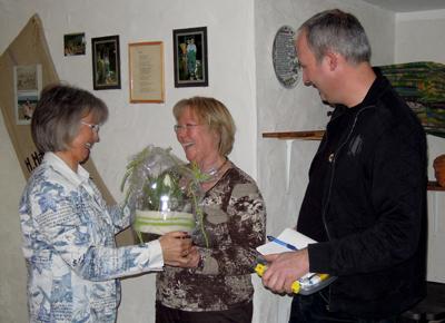 Hauptversammlung des Kulturvereins Krummhardt am Freitag, 16. März 2012 im Krummhardter Besa