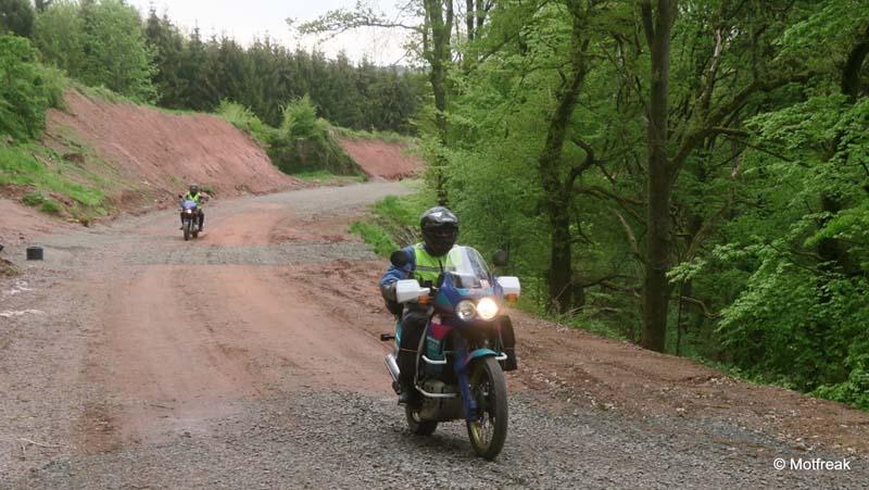 7. Motorrausfahrt vom 3.-5. Mai 2019 in den Pfälzer Wald und die Nordvogesen.