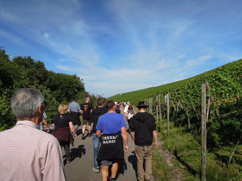 Vereinsausflug am 16. September 2012 nach Endersbach