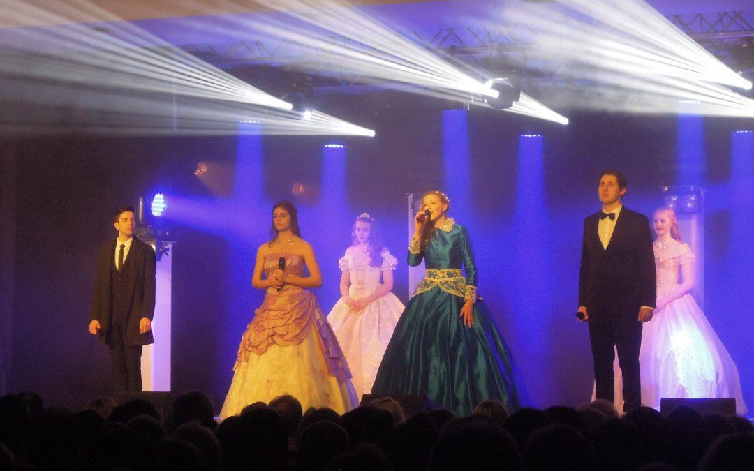 Gala mit Musical- und Filmhits am 2. Februar 2019 live in der Schurwaldhalle in Schanbach