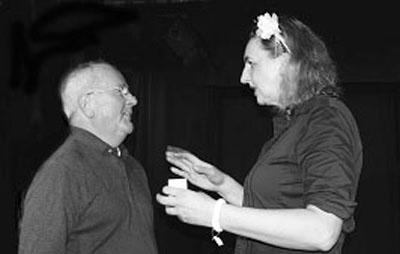 Perle sucht Sau –  Besuch im Theater an der Linde, Strümpfelbach am 17.11.10
