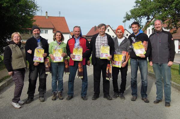Spannendes Bouleturnier in Krummhardt am Sonntag, 2. Juni 2013