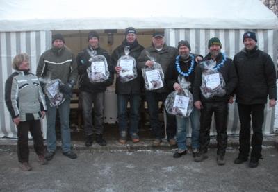 5. Winter-Bouleturnier am 30. Januar 2011