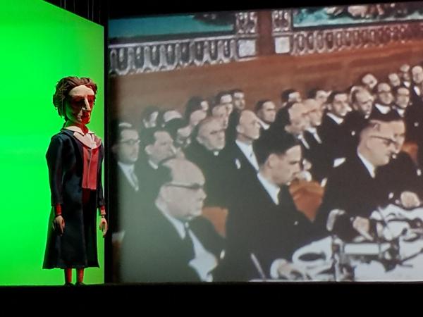 """Sound for Europe"" im Lima-Theater in Esslingen am 11. November 2018"
